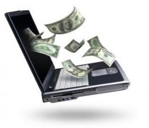 Transfert d'argent online